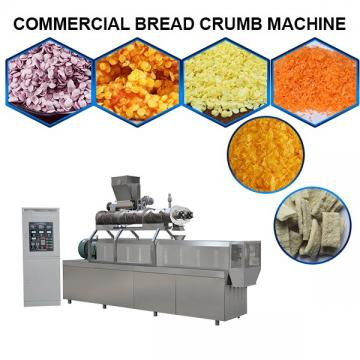 Fully Automatic Commercial Bread Crumb Machine For Fried Chicken Wings