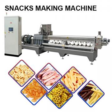 120kw Snacks Making Machine With Automatic Water Cooling System