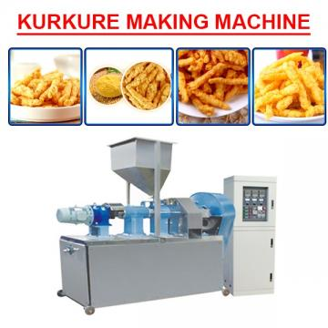 Fully Automatic Kurkure Extruder Machine For Extruded Snack