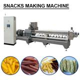 PLC Control Snacks Making Machine With High Capacity