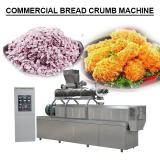 Automated Systems Stainless Steel Bread Crumbs Snack Food Extruding Machinery