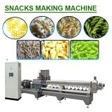 SGS Compliant Snacks Making Machine With Output Of 100-150kg/h