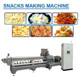 Rice Flour As Raw Material 50-60kw Snacks Making Machine For Biscuit