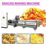 Intellectualization High Yield Snacks Making Machine,Easy To Operate
