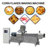 380v/50hz 304 Stainless Steel Corn Flakes Making Machine With Energy Saving